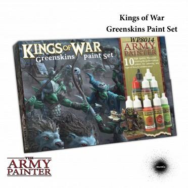 Warpaints Kings of War : Greenskins