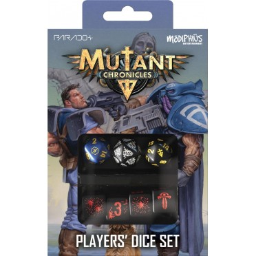 Mutant Chronicles : Dice Set