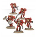 W40K : Adeptus Astartes - Blood Angels Vanguard Veteran Squad 1