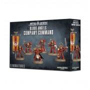 W40K : Adeptus Astartes - Blood Angels Company Command