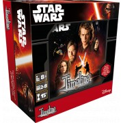 Timeline Star Wars : Episode 1 to 3 (Anglais)