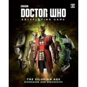 Doctor Who RPG : The Silurian Age
