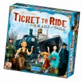 Ticket to Ride Rails & Sails 0