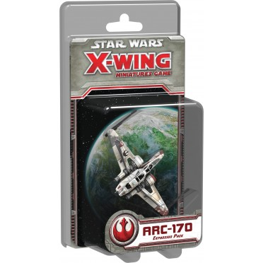 Star Wars X-Wing - ARC-170 Expansion Pack
