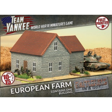 Team Yankee - European Farm