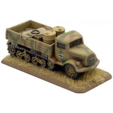 Pioneer Supply Truck (x2)