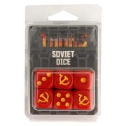 Tanks - Soviet Dice Set