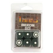Tanks - US Dice Set