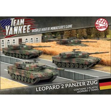 Team Yankee - Leopard 2 Panzer Zug