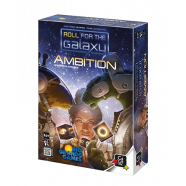 Roll for the Galaxy VF - Ambition