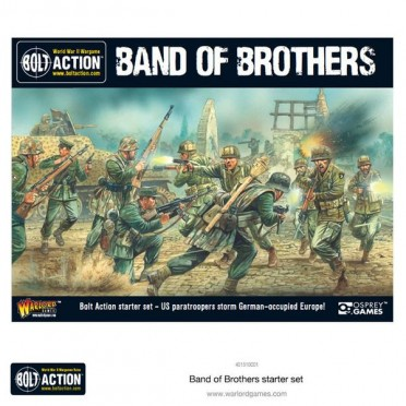"Bolt Action 2 - Starter Set ""Band of Brothers"""