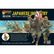 Bolt Action - Imperial Japanese infantry