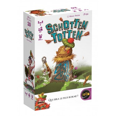 Schotten Totten (anglais)