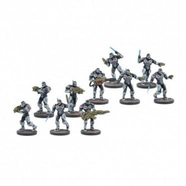 Deadzone 2nde édition - Enforcers, extension de faction