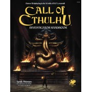 Call of Cthulhu 7th Ed - Investigator Handbook