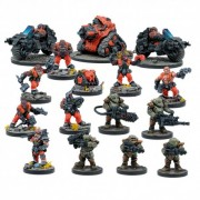 Deadzone 2nde édition - Forge fathers, extension de faction