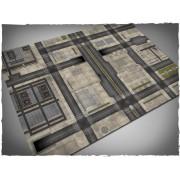 Terrain Mat Mousepad - Cityscape - 120x180