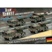 Team Yankee - LARS Raketenwerfer Batterie