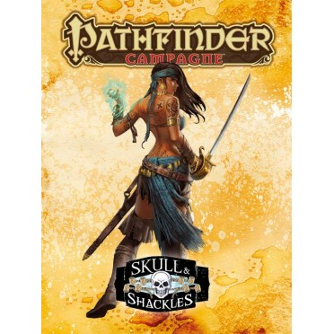 Pathfinder - Skull & Shackles