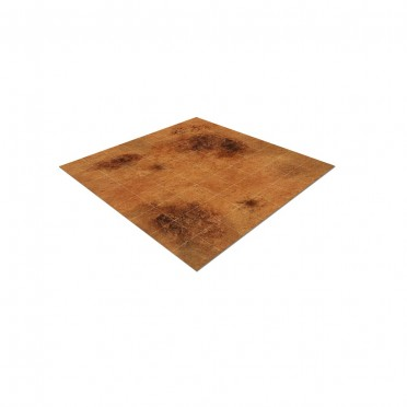 Deadzone 2nd edition : Exham IV Deluxe Rubber Mat 60x60 cm
