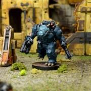 Deadzone 2nde edition : Soldat d'Assaut Teraton
