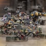 Deadzone 2nde edition : Rebelles, force de démarrage
