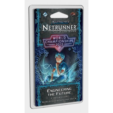 Android - Netrunner : 2015 World Champion Corp Deck