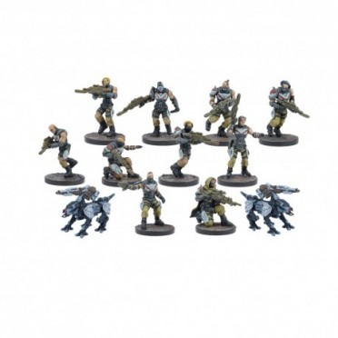 Warpath - Pathfinders Enforcers