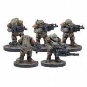 Warpath - Guerriers d'acier Forge fathers