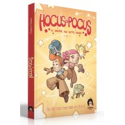 Hocus & Pocus - La BD dont vous êtes le héros