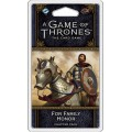 A Game of Thrones: The Card Game - For Family Honor Chapter Pack 0