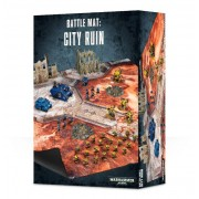 W40K : Décors - Battle Mat City Ruin (120x120cm)