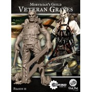 Guild Ball - Mortician Veteran Graves