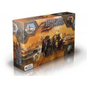 Defenders of the Last Stand : A Post Apocalyptic Adventure Game