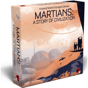 Martians: A Story of Civilization (version anglaise)