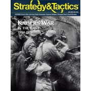 Strategy & Tactics 301 - Kaiser's War in the East