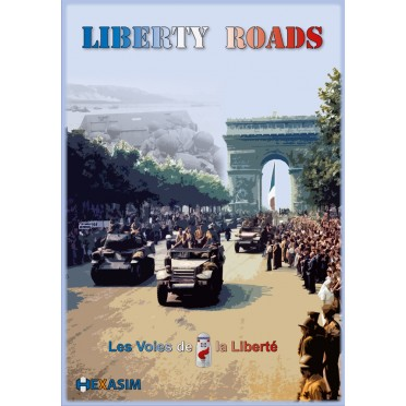 Liberty Roads (Anglais)