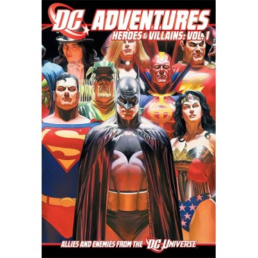 DC Adventures : Heroes and Villains Vol. 1