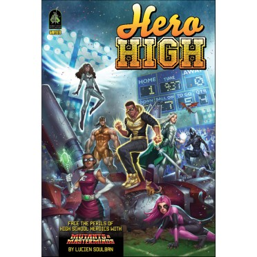 Mutants & Masterminds - Hero High