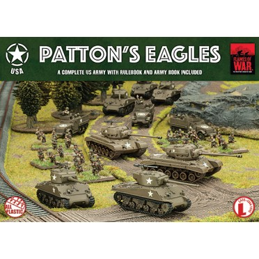 Patton's Eagle