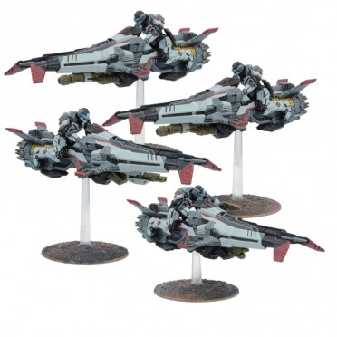 Warpath - Enforcer Jetbikes