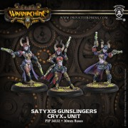 Satyxis Gunslingers pas cher