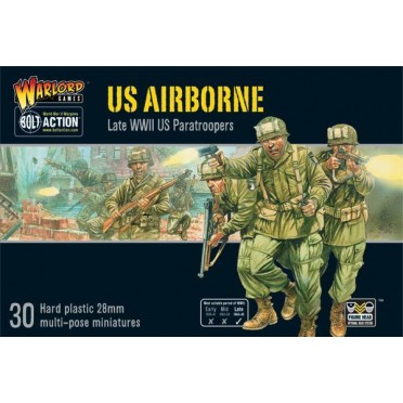Bolt Action - US Airborne
