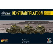 Bolt Action - M3 Stuart Platoon