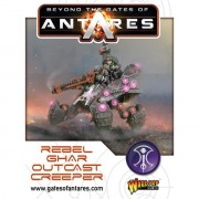 Beyond the Gate of Antares - Ghar Outcast Rebel Creeper