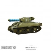 Konflikt 47 - M4A9-T Sherman with Tesla Cannon