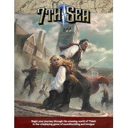 7th Sea 2nd Ed. - Core Rulebook