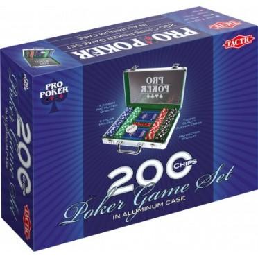 Mallette 200 Jetons