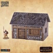 Saga - Maison Médièvale