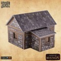 Saga - Maison Médièvale 1